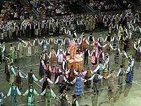XIII Lithuanian Folk Dance Festival - click to  enlarge
