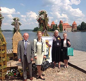 click/Spindulys at Trakai 2014