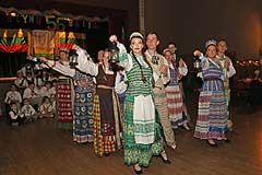 Dance - Ak Noreciau grizti - 56th Annual Blynu Balius Pancake Ball by Los Angeles Spindulys