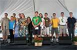 Lithuanian Days committee - click to enlarge