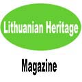 Link to Lithuanian Heritage Magazine HOME PAGE
