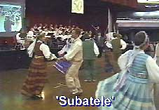 Subatele - Saturday Night